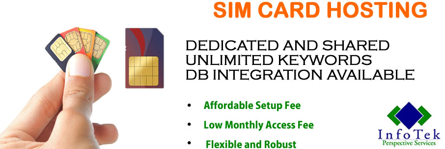 SIM Card Hosting in Nigeria  Shared and Dedicated